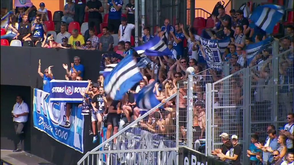 Supporters Strasbourg